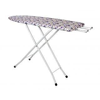 Cipla Plast Folding Ironing Board / Table - Wooden (112 x 32CM)