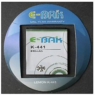 Mobile Battery For Lemon K441 + Free Diwali Gift