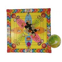 D&D Present Kids carrom with Ludo