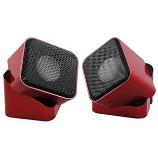 Enter Multimedia Speaker Set Of  2