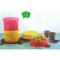 Store All Canisters Medium (st Of 2) +Large Handy Bowl (1 Pc) & Get Large Handy Bowl (1 Pc) Free
