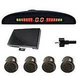 Car Safety Reverse Parking Sensors+ Display-Beeper + FREE DVD Holder + Waranty