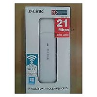 D-LINK DWP-157 WIRELESS 3G DATA  CARD  SOFT WIFI HOTSPOT 1 year Company warranty