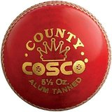 Cosco County Cricket Ball (Pack of 2)