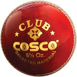 Cosco Club Cricket Ball (Pack of 2)