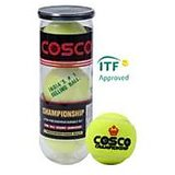Cosco Championship Tennis Ball (Pack of 6)