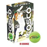 Cosco Hi-Bounce Tennis Balls (Pack of 6 Balls)