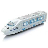 Universal Walking Light Sound Emu Train Car Toy For Kids