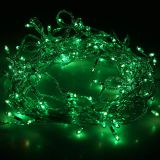 Green Rice Lights Serial Bulb Decoration Light For Diwali Navratra Christmas