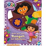 Dora The Explorer Rangoli (33-178)