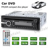 Sansui car D.V.D 5 in 1 Player With USB , F.M , Aux in & Sd / Mmc Card  .