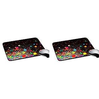 Mesleep Abstract Digitally Printed Mouse Pad   Pd-02-34-2