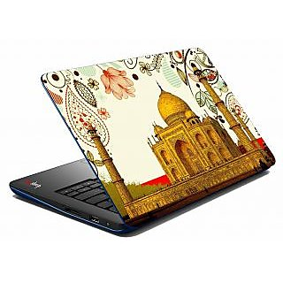 meSleep Taj Laptop Skin