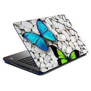 meSleep Multiple Butterfly Laptop Skin