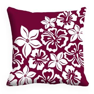 Mesleep Flower Digitally Printed Cushion Cover (16X16)   Amusing