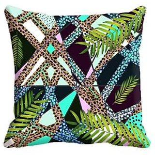 Mesleep 4 Pc Combo Digitally Printed  16X16 Inch Cushion Cover Glamorous