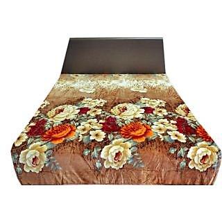 Valtellina Apealing Floral Design Double Bed AC Blanket (LVD-009)