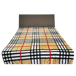 Valtellina Divine Strips Design Double Bed AC Blanket (LVD-016)