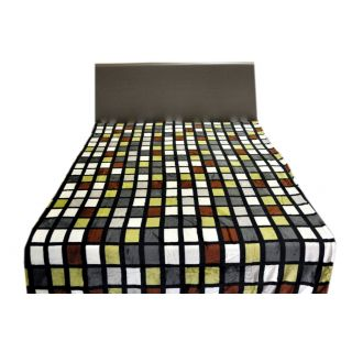 Valtellina Magnificent Small Boxes Design AC Double Bed Blanket (LVD-017)