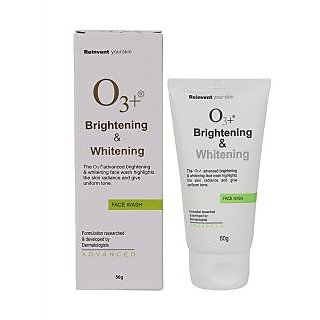 O3+ Hydrating And Soothing Face Wash-50gm