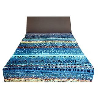 Valtellina Multi Small Dots Design Single Bed AC Blanket (LVS-010)