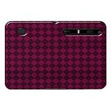 Amzer 90491 Gloss TPU Soft Gel Skin Case - Hot Pink Motorola XOOM