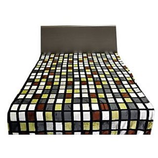 Valtellina Magnificent Small Boxes Design Single Bed AC Blanket (LVS-017)