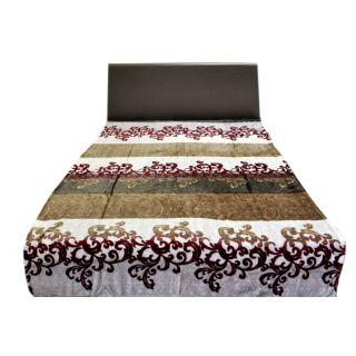 Valtellina Irresistible Vine Design Single Bed AC Blanket (LVS-020)