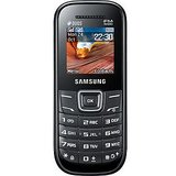 Samsung Guru E1207 Dual Sim Phone Black With 1 Year Samsung Warranty Sealed Pack & Free Home Delivery