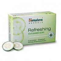 Himalaya Herbals Refreshing Cucumber Soap (125g) (Pack of 2)