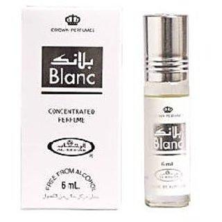 AL REHAB - BLANC - Attar (Ithar) 6ML - Alcohol FREE - FREE SHIPPING