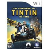 THE ADVENTURES OF TINTIN: THE GAME (NINTENDO Wii NTSC)