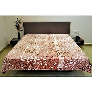 Valtellina Dazzling Stone Print Double Bed AC Blanket (PFD-020)