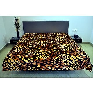 Valtellina Adorable Tiger Design Single Bed AC Blanket (PFS-011)