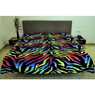 Valtellina Radiant Designer Print Single Bed AC Blanket (PFS-015)