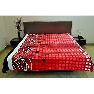Valtellina Soft Square Design Single Bed AC Blanket (PFS-019)