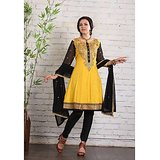 AccelDiamond Ready To Wear Stitched Anrkali Salwar Suit (SK_17)