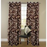 New Breeze Coffee Door (7X4 Ft) Curtain