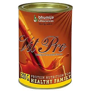 Bhumija Lifesciences Vit Pro (Protein Nutrition For Healthy Family) 200g.