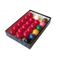 JBB snooker table ball set