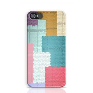 Artifa Abstract Colorful Pattern Phone Case For Apple Iphone 4S And Iphone 4 I4C0482