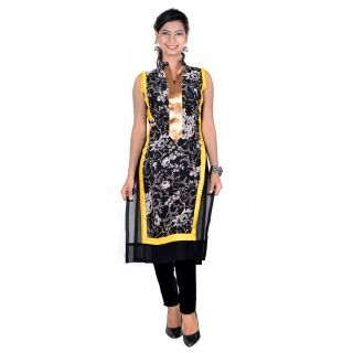 Vivaa Casual Georgette Long Kurti / Tunic VNK-32