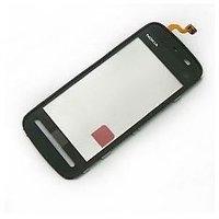 Original Touch Screen Digitizer Glass For Nokia 5233 Black
