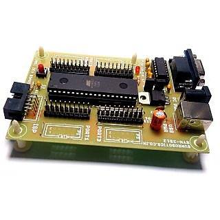 Sunrobotics 8051 Quick Start Development Board (AT89S51)
