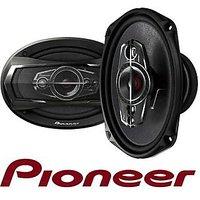 One Pair Pioneer TS-A6995S 16x24cm 600W 5-Way In Car Speaker + 2 Year R.Warranty