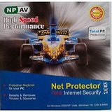 Net Protector Antivirus + Internet Security 2012 1 User 1 Year