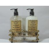 ALMOND & VANILA HAND WASH & HAND LOTION