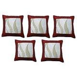 Classic Elegant Cushion Cover (Set Of 5)