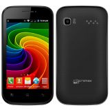 "Micromax Bolt A35,Dual SIM,4""Touch,Android v2.3.5,1 GHz cpu,Wifi,2 MP(Black)"