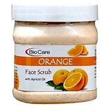 Biocare Orange Face Scrub 500G